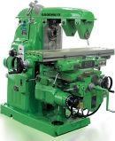 El moler horizontal universal del taladro del metal del CNC y perforadora para el vector de elevación de la herramienta de corte X-6030