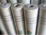 acoplamiento Álcali-Resistente de la fibra de vidrio 50GSM de 5X5m m usado para el cemento reforzado