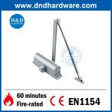 Heavy Duty Hardware ajustable Cierre de puerta en puerta de hierro (DDDC-62B2).