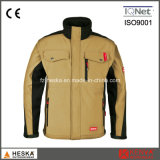 TPU et molleton 3 couches Workwear Men Softshell Jacket