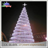 Vente chaude Chine Décoration de Noël LED Arbre Arbre Lumière 3D Motif Arbre