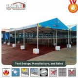tenda di evento di sport di larghezza 10m con il marchio stampato per gli sport