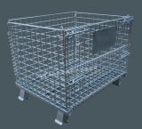 Foldable Storage CageかWire Mesh Container