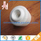 Cilindro revestido de borracha da tensão da correia do transportador de plástico a polia tensora