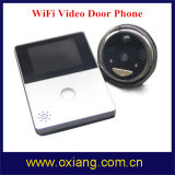 WiFi Peephole-videotürklingel mit 2.8 '' HD Screend