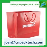 Tempero Chá Compras Coated Paper Rope Handle Bag