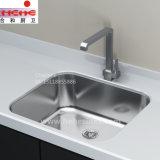 Одиночная раковина нержавеющей стали шара, раковина кухни, раковина мытья (5945)