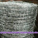 China Wholesale granja de ganado caprino uso valla de alambre de púas