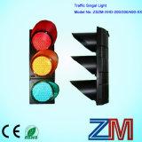 Sinal cheio aprovado do diodo emissor de luz da esfera En12368/sinal da interseção/sinais de tráfego lisos desobstruídos