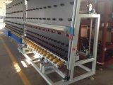 Вертикальный плоский отжимая тип машины PLC двойные стеклянные обрабатывая