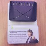 Intelligente Aufladeeinheit 10000mA USB-8 fasten aufladentelefon-Aufladeeinheit