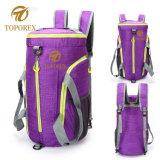 Novo design do desporto ao ar livre mochila Trekking Viagem Saco de ombro