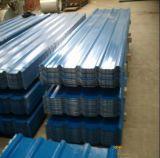Chapa de aço ondulada da venda PPGI da fábrica para a folha da telhadura/telhadura do metal