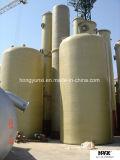 Tanque de plástico reforçado por fibra/ Conatiners para produtos químicos e Tratamento de Água