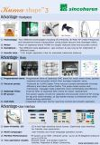 셀룰라이트 제거 기계를 체중을 줄이는 기계 바디를 강화하는 Velaslim Kuma 모양 3 진공 체중 감소 바디