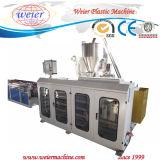 Machine composée en bois d'extrusion de profil de WPC