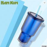Nuevos Productos 32oz taza vasos de plástico con tapas de sellado