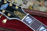 2017 Supreme Lp guitarra eléctrica com dupla chama Tiger Maple Top (BPL-81)
