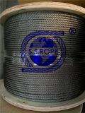 스테인리스 밧줄 Seale 유형, 충전물 철사 유형, Warrington 유형