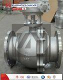 ANSI 150lb 2PC Válvula de bola de brida Industrial