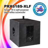 "Prx618 18 "" aktives Subwoofer Bass-Sortierfach"