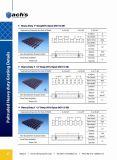 Сверхмощное FRP Pultruded скрежеща с аттестациями ISO/SGS