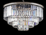Klassische runde Kristallleuchter-Lampe (WHG-630)