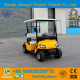Zhongyiの販売の小型2つのシートの電気ゴルフカート