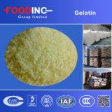 Hersteller geben essbare Gelatine an