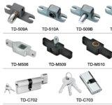 Inserção de alumínio mais forte Td-510A do encaixe da correção de programa da alta qualidade