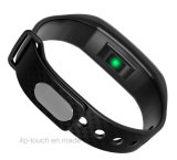 Écran couleur étanche IP67 Smart GPS Bracelet avec la fréquence cardiaque K17s