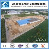 Construction préfabriquée d'atelier d'usine de structure du best-seller