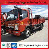Camion chiaro del carico di HOWO 4X2 che carica 5 tonnellate da vendere