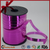 Cinta rizada para el regalo Caja de embalaje del arco iris