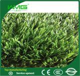 Hierba artificial al aire libre para el campo del balompié y del fútbol