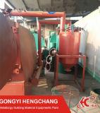 Fornace rotativa di carbonizzazione della segatura del carbone di legna della buccia di legno del riso