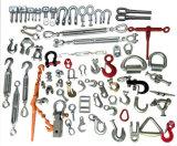 Legierter Stahl-Behälter-Haken-Behälter-anhebende Ösen schmiedeten
