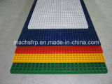 GRP, Gratings de FRP do mini tipo 52*52mm do engranzamento, de pouco peso