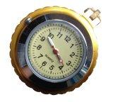 De Lader van de Telefoon USB van het Stuur van de motorfiets met Klok (kompas)