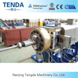 Reciclar la máquina gemela del estirador de tornillo de los gránulos plásticos para el perfil del tubo