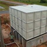 Quadratisches Schnitt-GRP SMC Becken des Panel-Wasser-Speicher-FRP