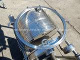 스테인리스 Steel Multiple Precision Filter Press Plate 또는 Olive/Peanut/Soybean/Sunflower Oil를 위한 Beer Filter Press