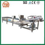 Wasmachine van de Groenten van de Vruchten van de Wasmachine van het Ozon van het Voedsel van de bel de Schoonmakende Automatische