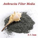 Filtro antracita para filtros de agua