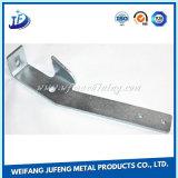 Aluminiumpräzisions-stempelnde und schweissende Teile mit der Galvanisierung