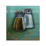 Still Life poivre Salle de peintures d'huile de cuisine