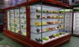 질 슈퍼마켓 과일 야채 Multideck 우수한 열려있는 냉각장치