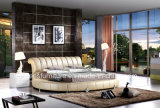 A571 Nuevo Diseño Rey cama redonda