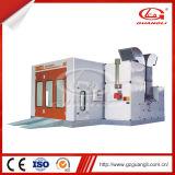Alta cabina di spruzzo efficiente del filtro dallo scantinato pieno di griglie (GL3000-A1)