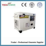 Generatore diesel insonorizzato di standard di emissione di EPA 5.5kVA